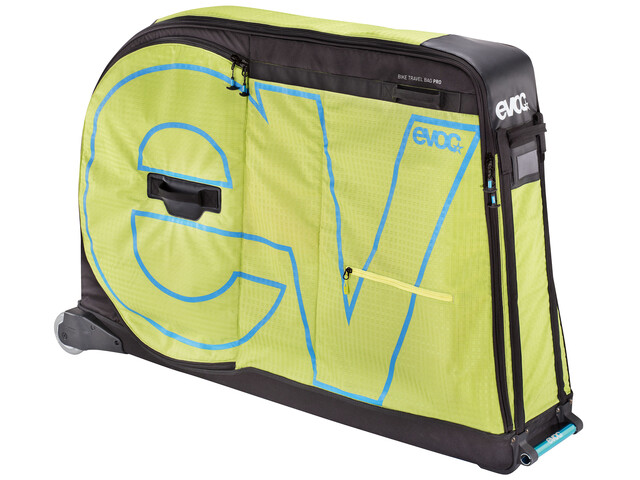 EVOC Bike Travel Bag Pro 280l lime